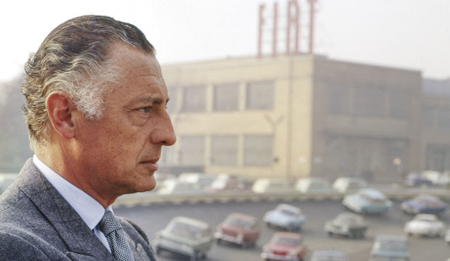 Gianni Agnelli, FIAT e inversion