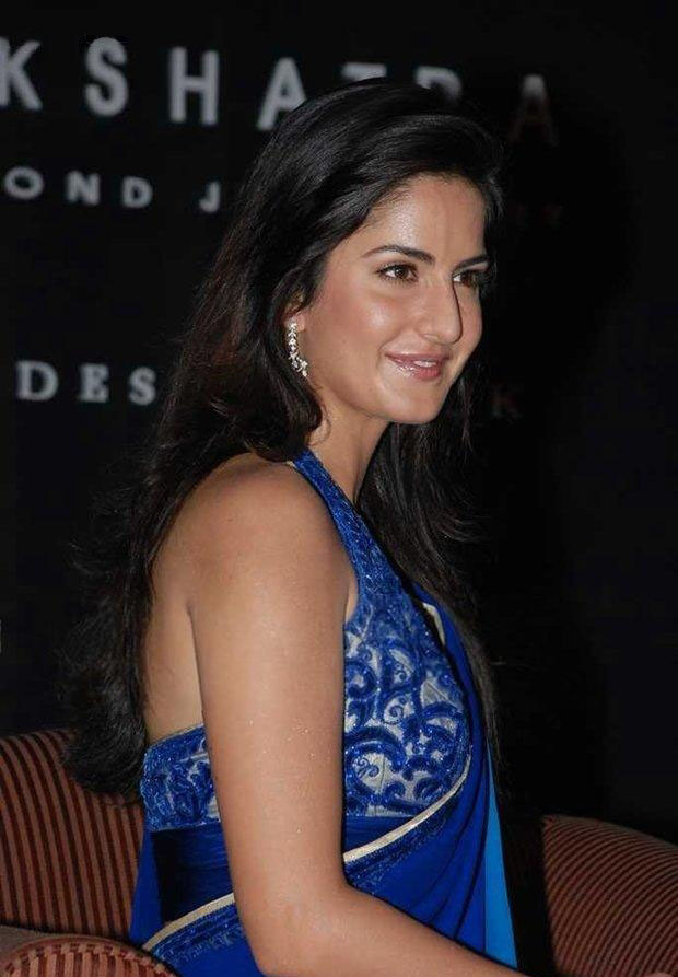 Katrina kaif Cute Navel Show Stills