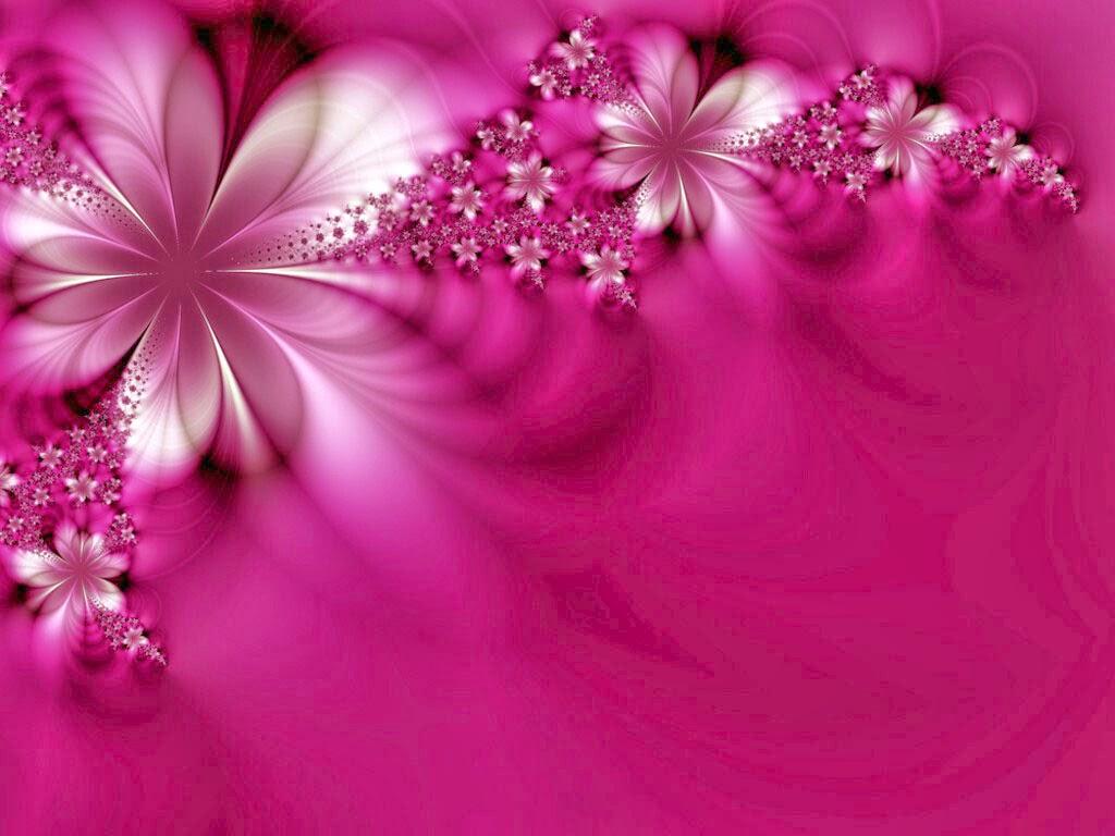 Abstract Design Flower Wallpaper: Abstract Flower Design Desktop Wallpaper (1024 X 768