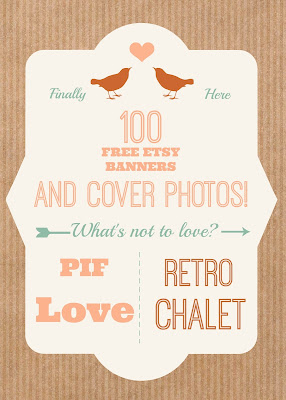 Free Etsy Banners and Cover Photos