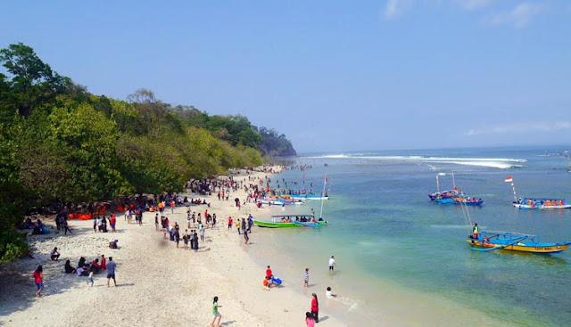 wisata pantai pangandaran - hotel pangandaran
