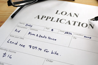 Kid Loan Application