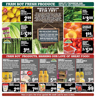 Farm boy Canada Flyer February 22 - 28, 2018