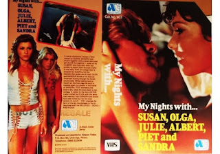 My Nights with Susan, Olga, Julie, Albert, Piet and Sandra (1975)