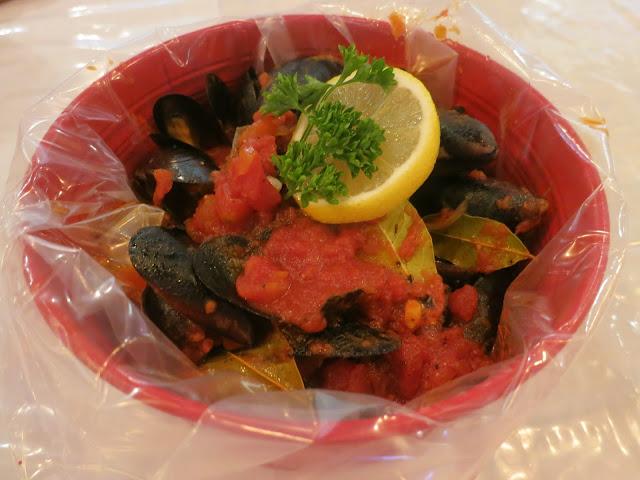 Mussels Stew