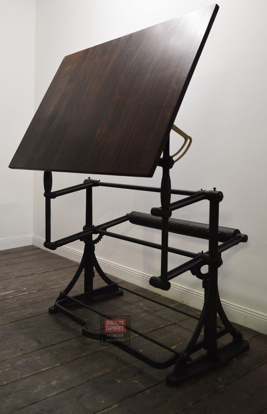 Table A Dessin Industriel table à dessin darnay