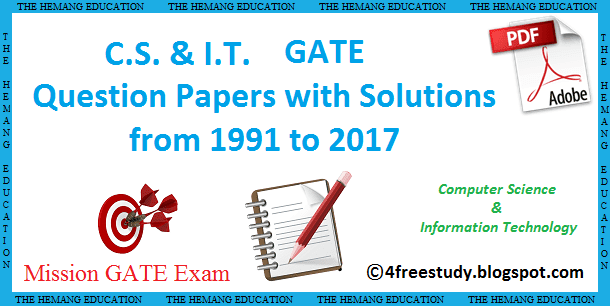 Gate Books For Computer Science Pdf