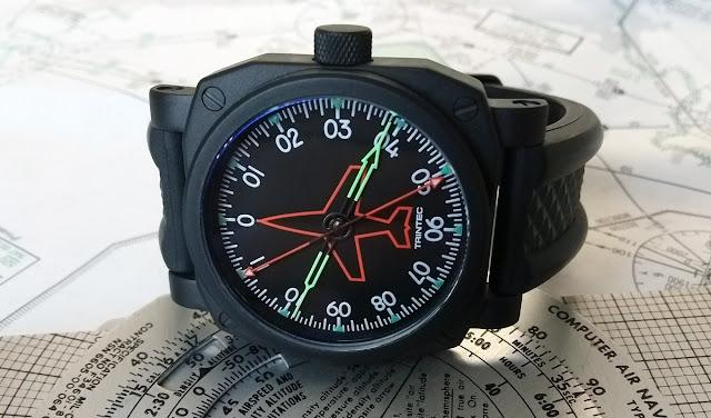 Trintec NAV-03 Directional Gyro black