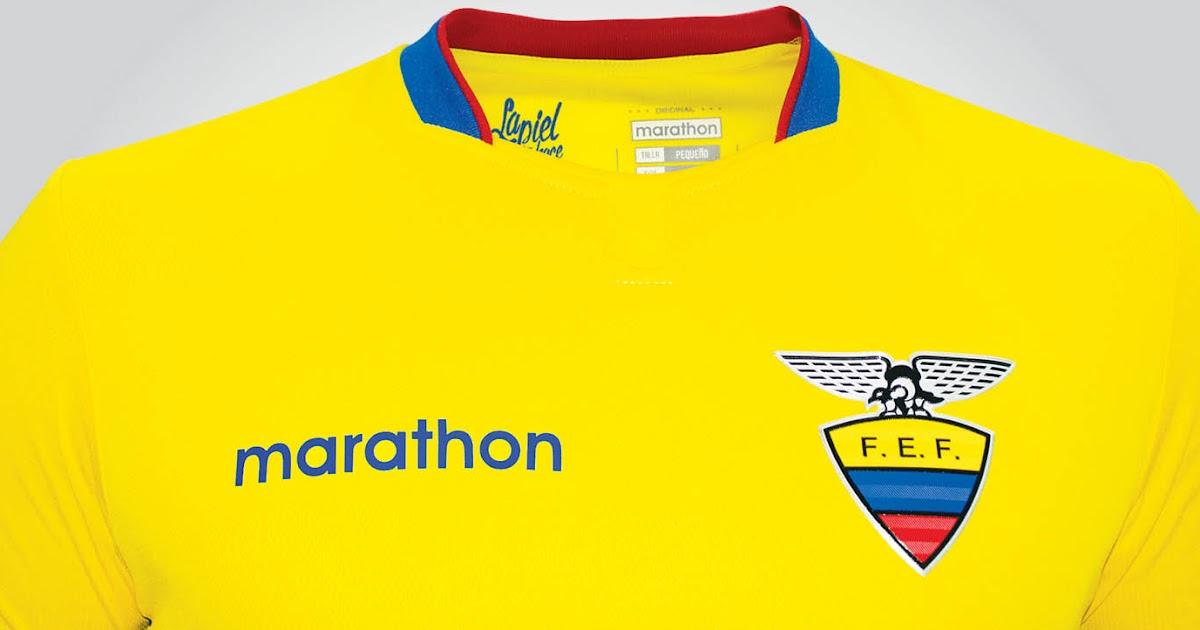 35afe2d12 Ecuador 2015 Copa America Kits Released - cheap soccer cleats