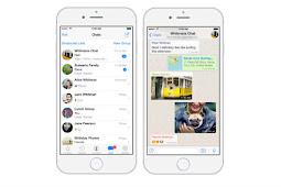 Cara Merubah Tampilan WhatsApp Android Menjadi Tampilan IOS Terbaru