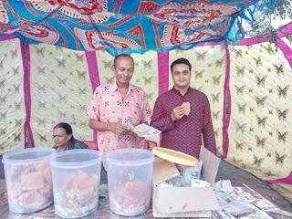 Sambalpuri Day Food STALL