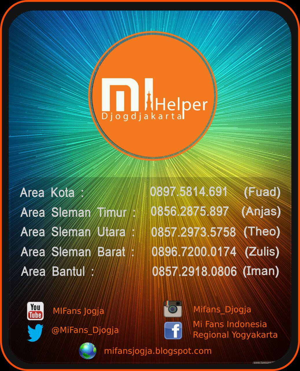 Download Lagu Thanks You Next: Mi Helper Yogyakarta
