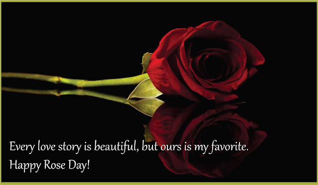 rose day images  love message