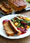 Chickpea Veggie Loaf - Vegan Meatloaf