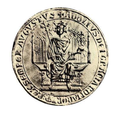 Siegel Adolfs von Nassau
