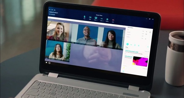 Amazon launches Chime video conferencing app for Android, iOS, macOS and Windows