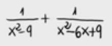 3.Suma de fracciones algebraicas 3