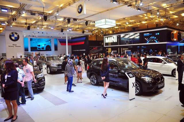 BMW GIIAS 2017
