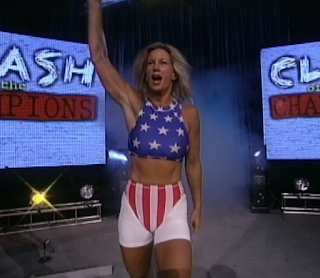 WCW Clash of the Champions 33 1996 REVIEW - Madusa bt. Bull Nakano