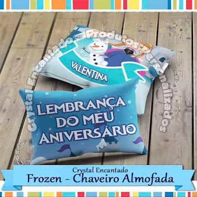 Almofada Chaveiro
