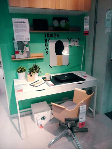 Idea deko dari Ikea