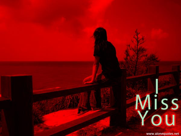 Sad Alone girl wallpapers Romantic Love Messages