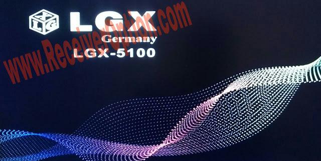 LGX-5100 HD RECEIVER POWERVU KEY SOFTWARE NEW UPDATE