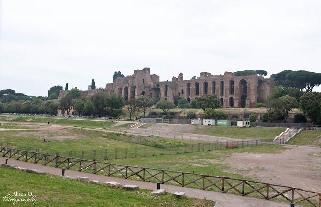 Cirque Maxime - citytrip Rome