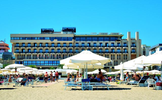 lido, hotel, spiagge, sabbia, sole, ombrelloni, vacanza, terme, cielo, spa