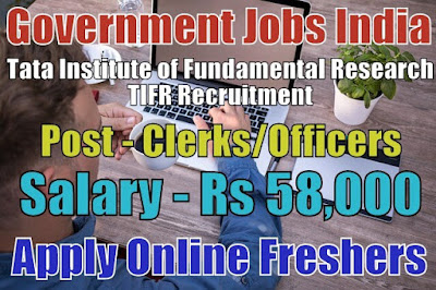 TIFR Recruitment 2018