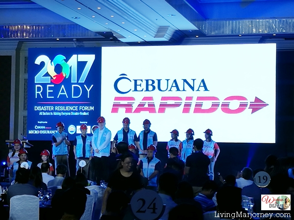 Cebuana Lhuillier Disaster Resilience Forum