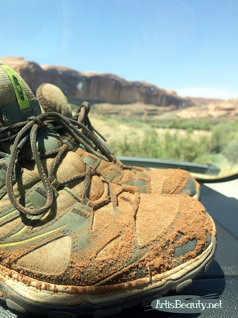 hiking arches national park salomon hiking shoes for women