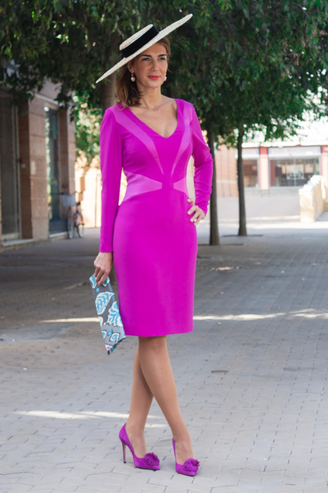 Hermosa Vestidos De Diversión A Llevar A Una Boda Motivo - Ideas de ...