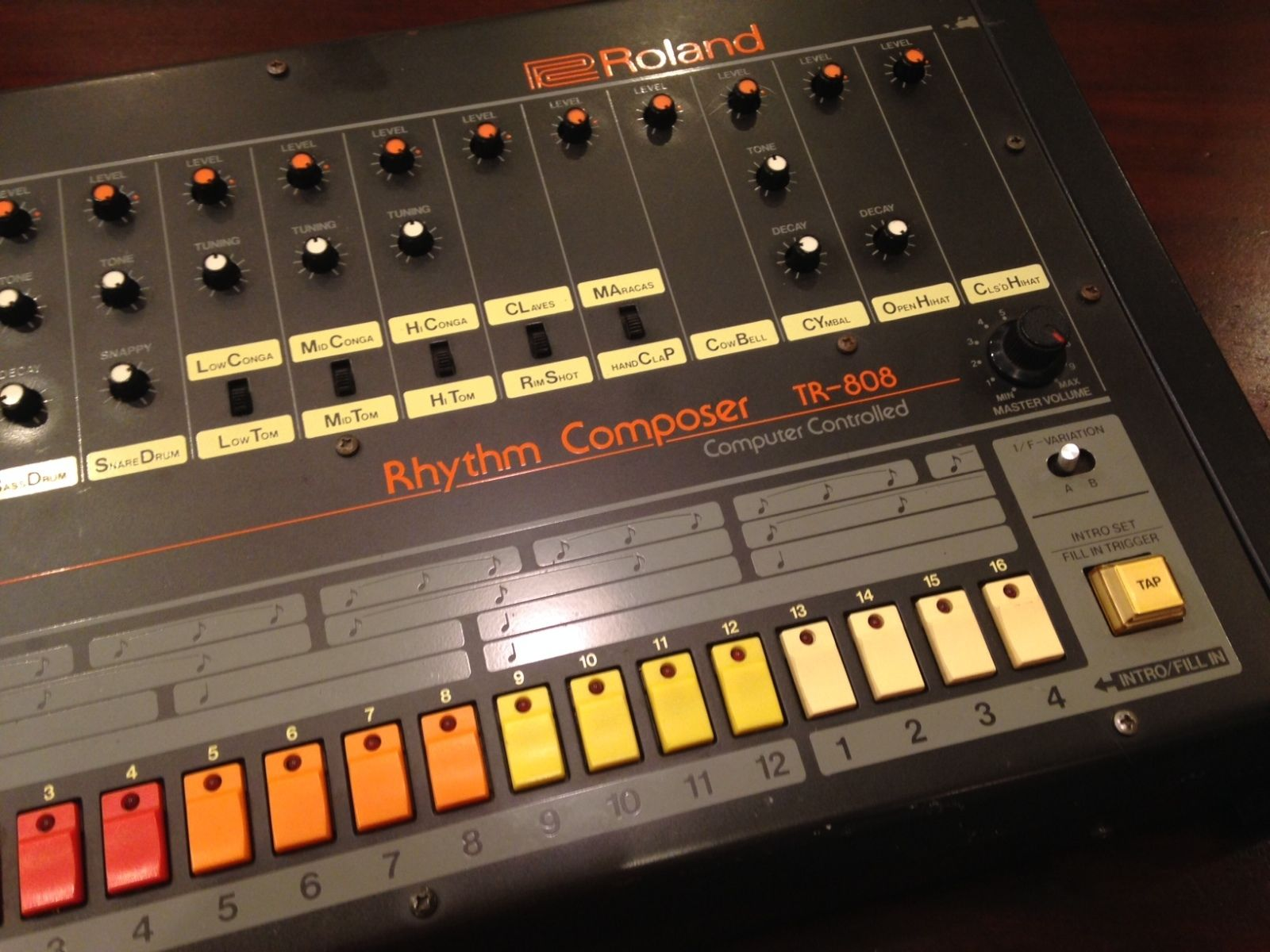 A Documentary About The Roland TR-808 Is Coming This Spring - EDMTunes