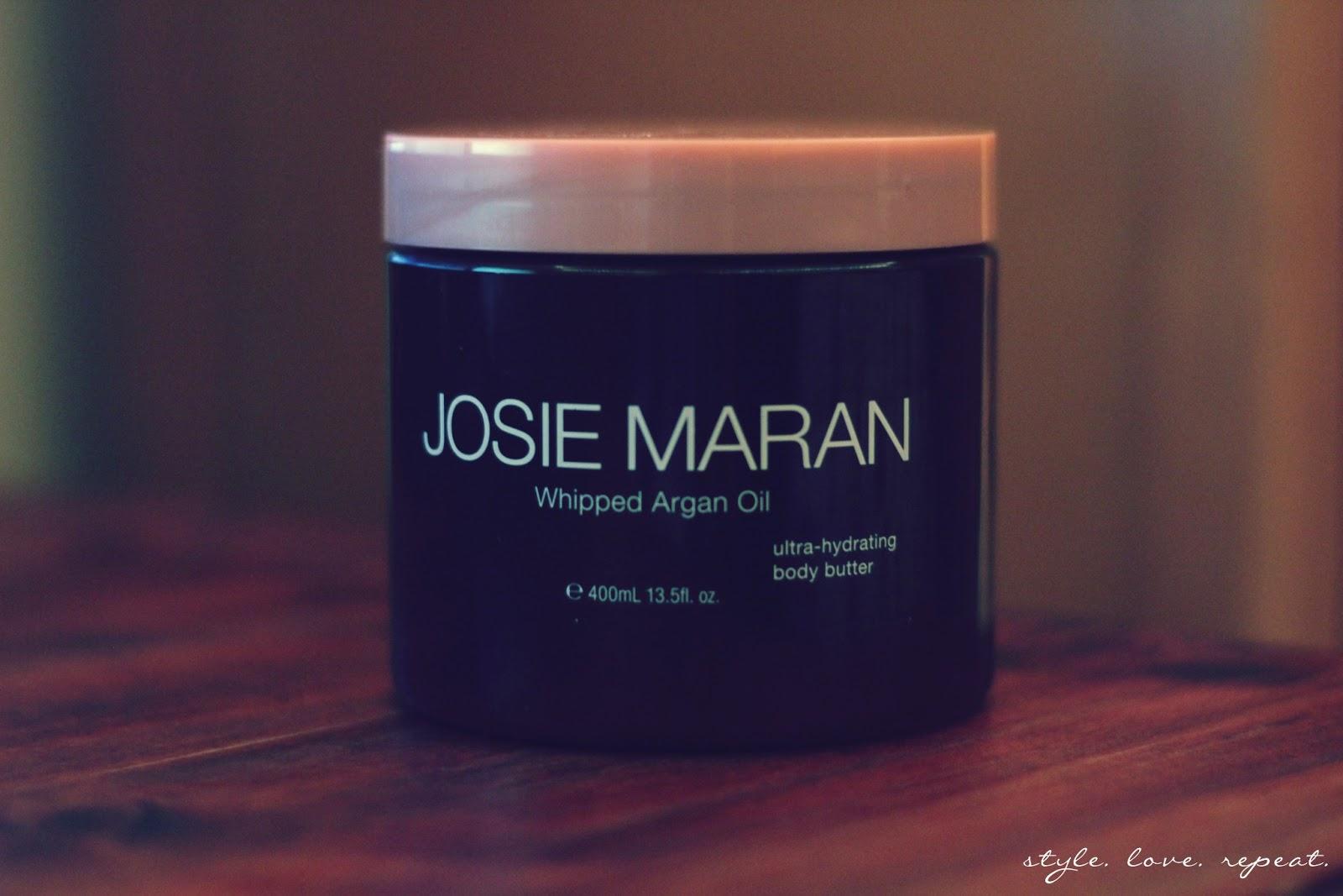 Josie Maran Whipped Argan Oil Ultra-Hydrating Body ButterJosie Maran Argan Oil