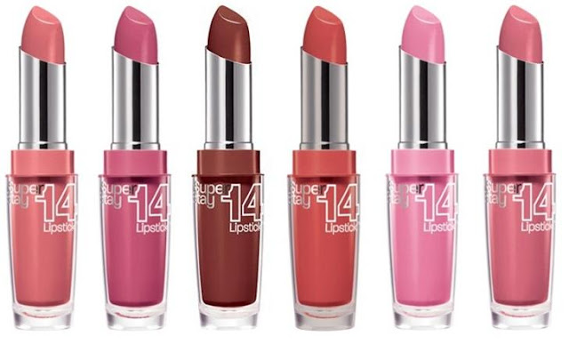 Maybelline Super Stay 14 Hour Lip Colour