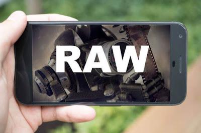 RAW в смартфоні