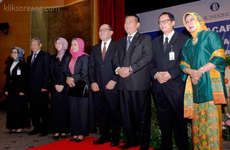 Sertijab Kepala Perwakilan Bank Indonesia Provinsi Jabar