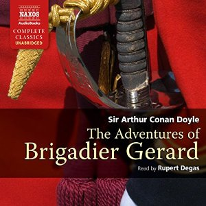http://www.audible.com.au/pd/Classics/The-Adventures-of-Brigadier-Gerard-Audiobook/B00FOC9BMW