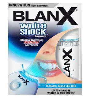 بلانكس وايت شوك blanx white shock