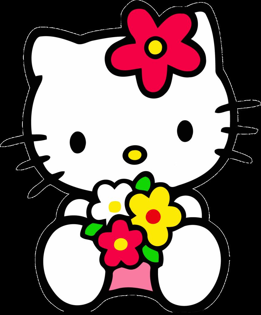 Gambar Hello Kitty Yang Gemesin