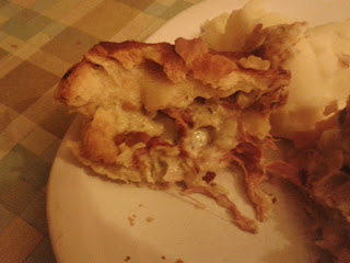 Slow Roasted Ham, Onion and Mature Cheddar Pie Review