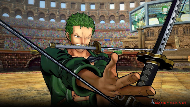 One Piece Burning Blood Gameplay Screenshot 4