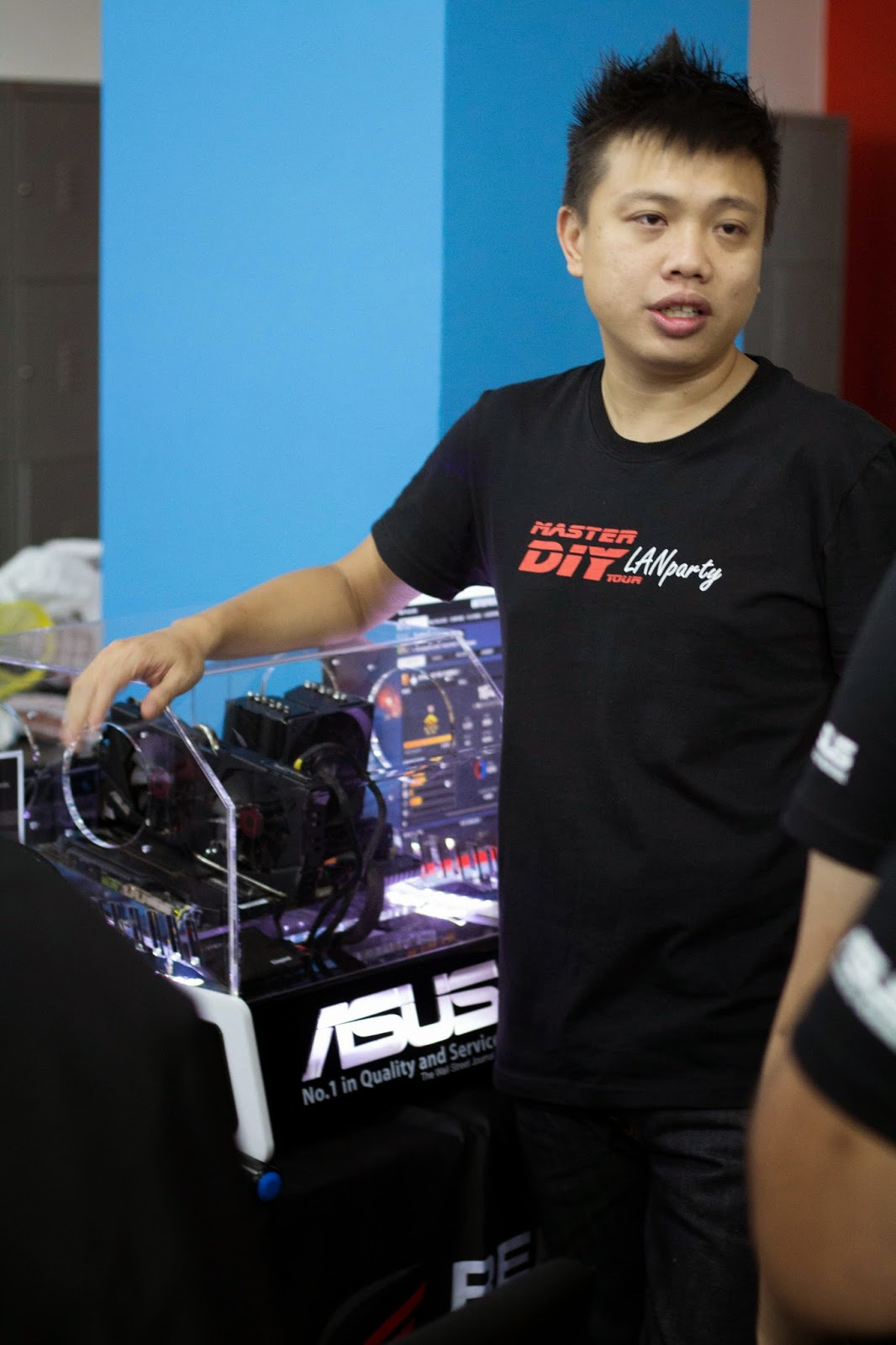 Coverage for ASUS LAN Party: DAY 2 49