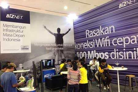 Alamat & Nomor Telepon Kantor Biznet Jakarta Pusat