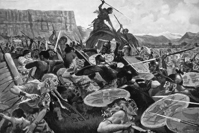 Battle of Aqua Sextiae