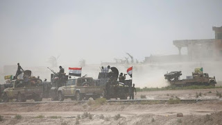 Dikabarkan Jika Tentara Irak Berhasil Kuasai Terowongan Isis Di Fallujah - Commando