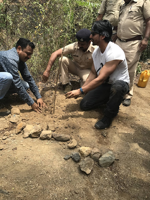 "Harshvardhan Rane pledges to plant more trees in Mumbai on ""World Environment Day"""