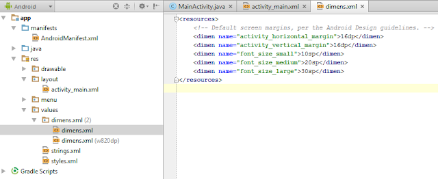 TextView With Example In Android Studio - abhiandroid.com