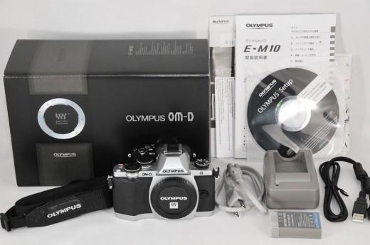 Olympus E-system camera kit